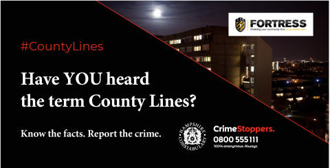 48 arrests and 28 vulnerable people safeguarded in county lines week of action