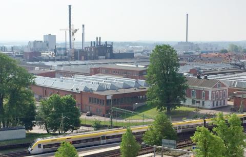 Pressinbjudan: Skövde mötesplatsen för framtidens industri – ASSAR Industrial Innovation Arena drar igång verksamheten
