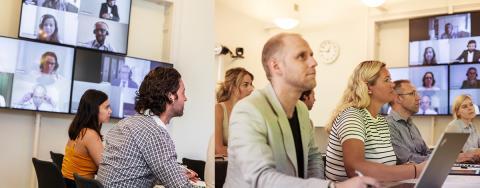 Nu startar YH-utbildningar i kompletta digitala klassrum