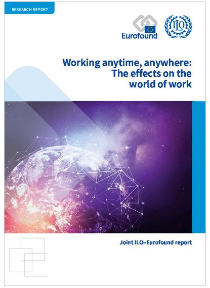 Digital technology: Working anytime, anywhere