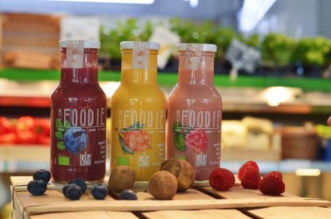 Urban Deli lanserar patenterade innovationen My Foodie