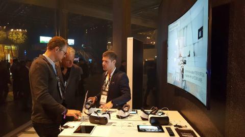 VR fylls med innehåll på finsk jättemässa