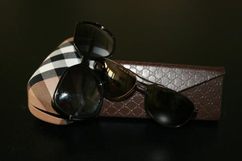 Grattis Madeleine och Chris - Synoptiks glasögonstylist ger er solglasögontips inför bröllopsresan