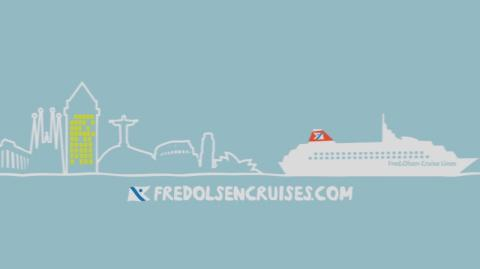 Fred. Olsen Cruise Lines launches new TV advertising campaign