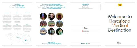 New catalogue - Medical Destination Barcelona