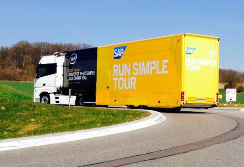 SAP Run Simple Truck