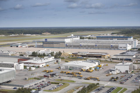 Swedavia förvärvar återstående andelar i Nordic Airport Properties