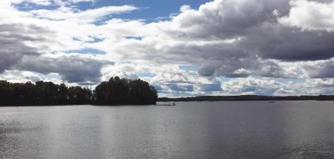 Det är varmt i Skåne – dags att spara på vårt vatten