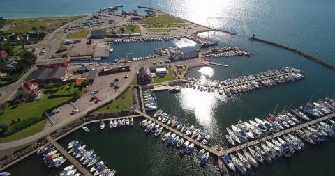 Udviklingsområde ved Hou Havn sendes i udbud