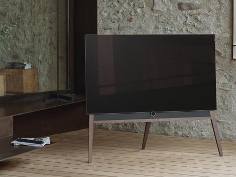New Loewe bild 5 OLED TV: High tech with soul