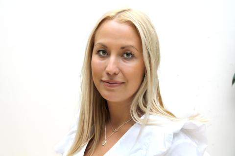 Sofie Lindberg, förhandlare på Hyresgästföreningen region norra Skåne.