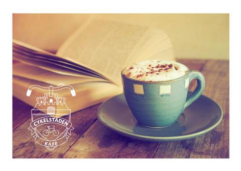 Nu öppnar kaféet på biblioteket igen!