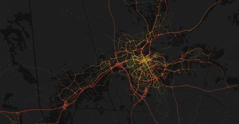 Nya analysmöjligheter om resvanor med datainsamlingsverktyget TravelVu
