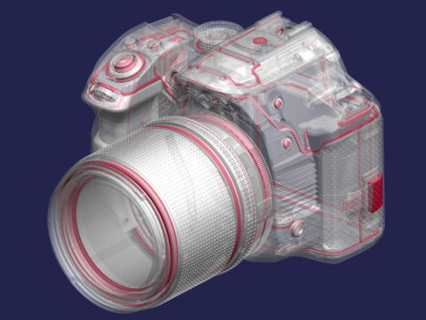 Pentax K-30 sealing with lens
