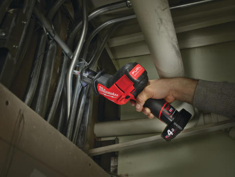 Milwaukee M12 CHZ FUEL bajonettsag
