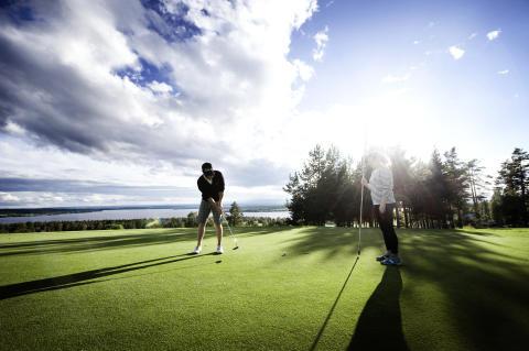 Golf, Frösön