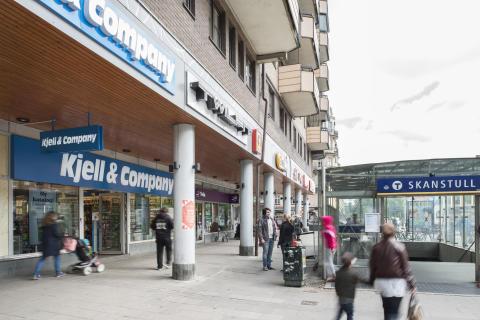 Kjell & Company (Skanstull, Stockholm)