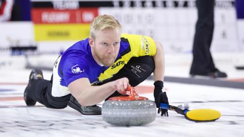 Curling: Ny imponerande tourseger för lag Edin i Kanada