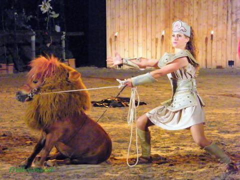 Stockholm International Horse Show - Melie Phillipot
