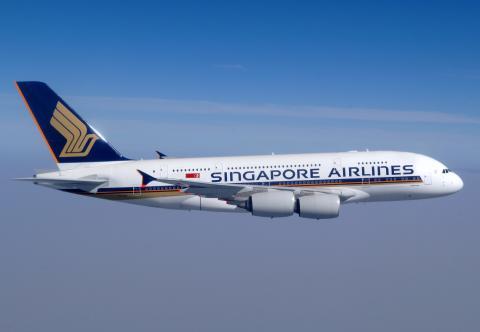 Sterk passasjervekst for Singapore Airlines i Norge.
