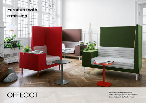 Meet us at Clerkenwell Design Week, May 22-24
