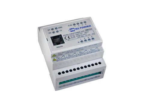 TWCT22 I/O-modul för SMS och GPRS