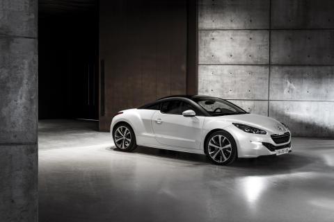 Nya Peugeot RCZ: Kraft möter passion
