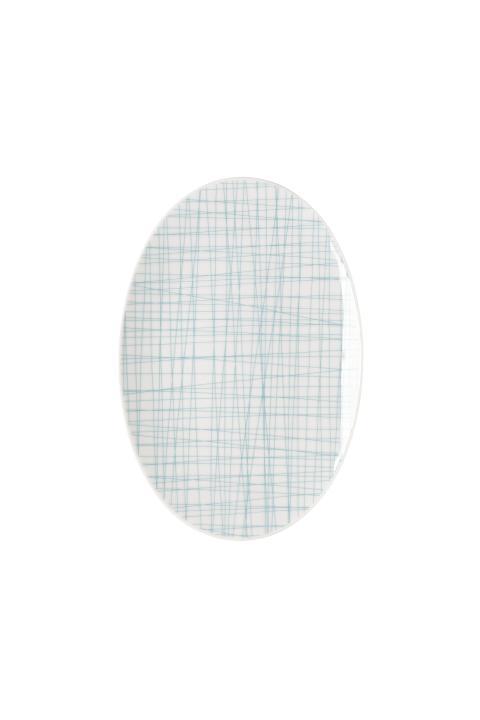 R_Mesh_Line Aqua_Platte 25 cm