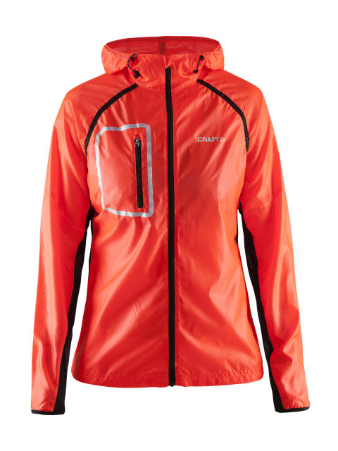 Focus hood jacket (herr) i färgen stock/black
