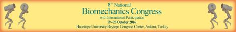Meet us at National Biomechanics Congress in Turkey