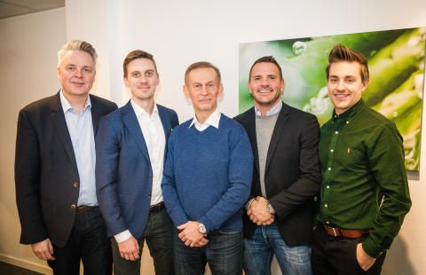 Great Earth genomför en planerad Management Buy Out när fyra medarbetare blir nya ägare