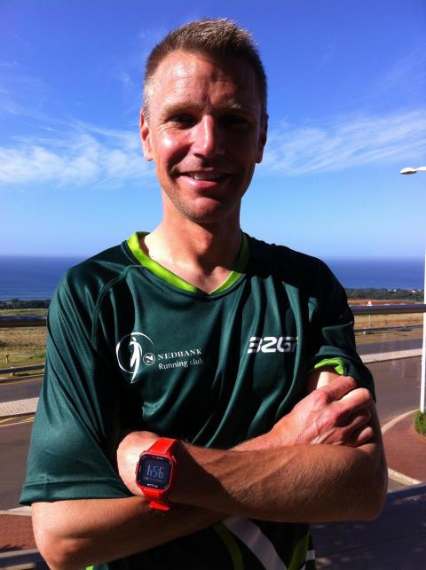 Porträtt Jonas Buud, Comrades Marathon 2013