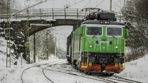 Vår utveckling för att nå visionen om järnvägslogistik i världsklass