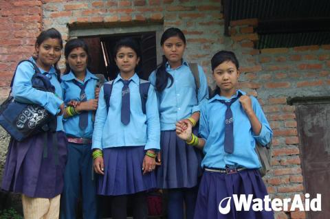 Dags att prata mens: WaterAid firar den allra första internationella mensdagen