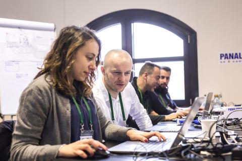 Panalpina-IT-developers