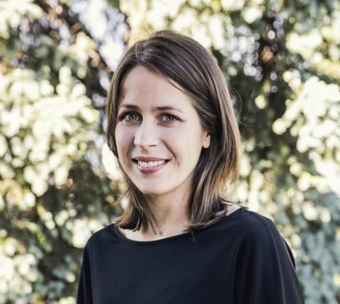 Frida Koff, kommunikations- och hållbarhetschef