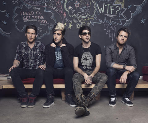 ALL TIME LOW till Stockholm