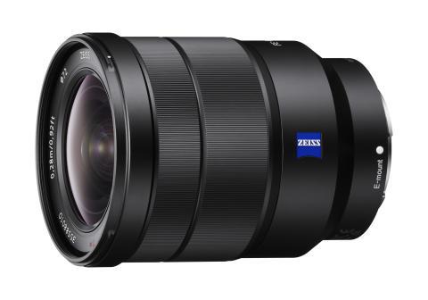 Alargue os seus horizontes: A Sony apresenta a lente Full Frame de zoom grande angular ZEISS 16-35mm F4 para câmaras α E-mount