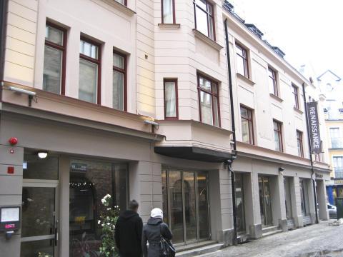 Marriott Renaissance Hotel i Malmö 2
