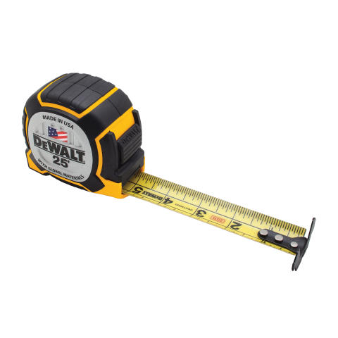 ​DEWALT Unveils its XP™ Tape Measure Engineered for Extended Performance