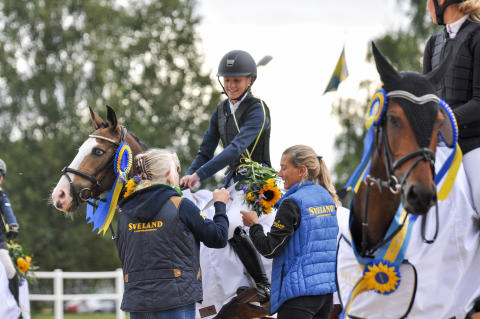Vinnare Sveland Cup kat C 2016