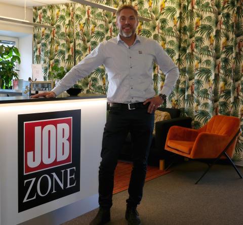 Anton Lind tillbaka som VD för Jobzone Sverige AB