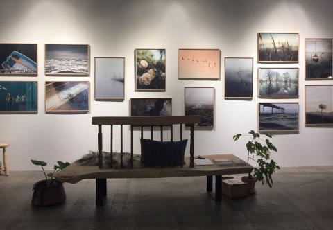 Ærøsk fotograf udstiller på galleri 'Højkant' i Århus