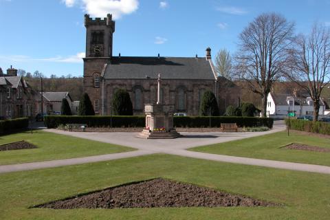 Moray The Square Aberlour