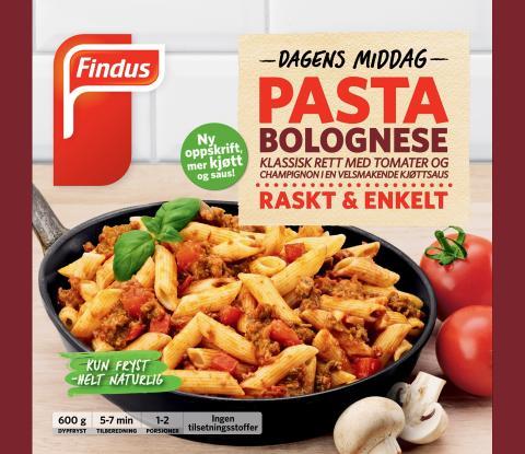 Dagens Middag fra Italia: Kun fryst - helt naturlig
