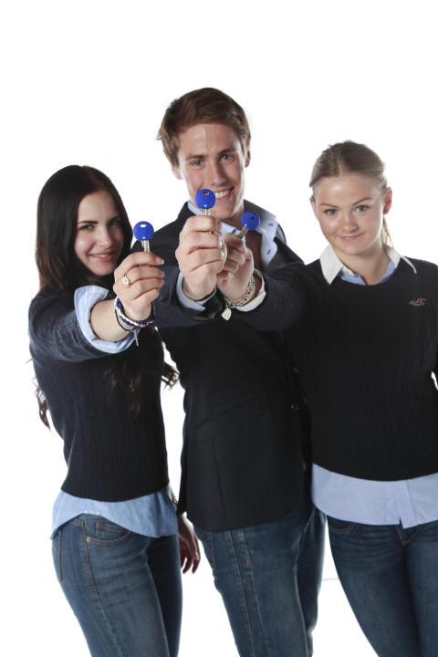 Memory Key. Ett UF företag inom Ung Företagsamhet Skåne.