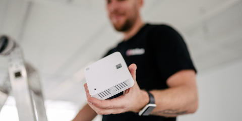 Wifi-uppkopplade brandvarnare har fått goda resultat i forskningsprojekt