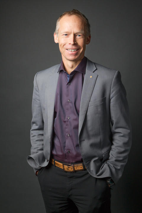 Johan Rockström Årets SLU-alumn 2017