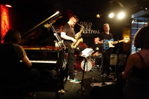 Nordisk Showcase Strata, Oslo Jazzfestival
