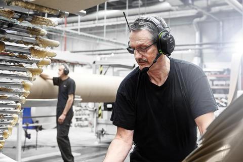 Hellberg Safety lanserer nytt hørselvern med Multi-Point Bluetooth®
